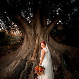 Bride of Love by Irwan Budiarto - Wedding Bride ( love, elegant, wedding, bride )