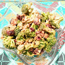 Delectable Broccoli Salad