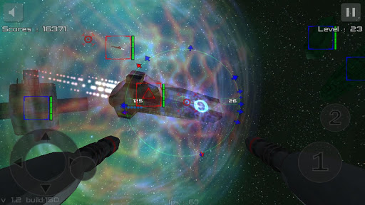 Gunner: Space Defender - screenshot