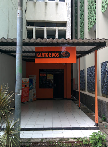 Kantor Pos Ui Salemba Portal In Salemba Jakarta Raya Indonesia Ingress Intel