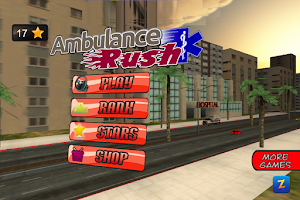 Screenshot of Ambulance Rush