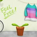 Feel_free LiveWallpaper__ icon