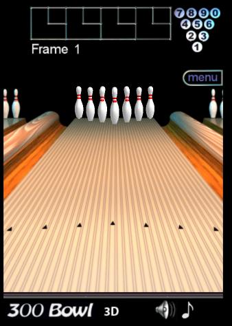300 Bowl - screenshot