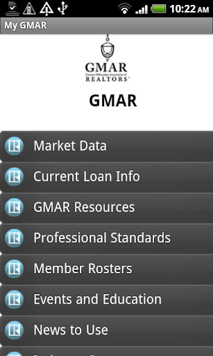 My GMAR