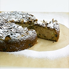 Spiced Apple and Cider Cake