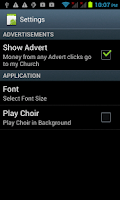 Screenshot of Prayer to St Jude