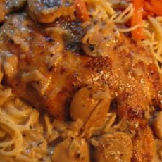 Copycat Recipe for Carrabba's Chicken Marsala