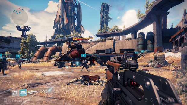 Bungie not making Destiny for PC to avoid being stretched too thin