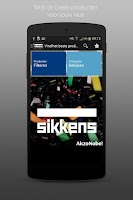 Screenshot of Sikkens BE