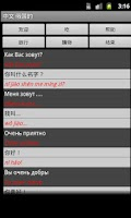 Screenshot of Russian Chinese Dictionary