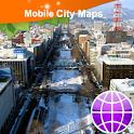 Sapporo Street Map icon
