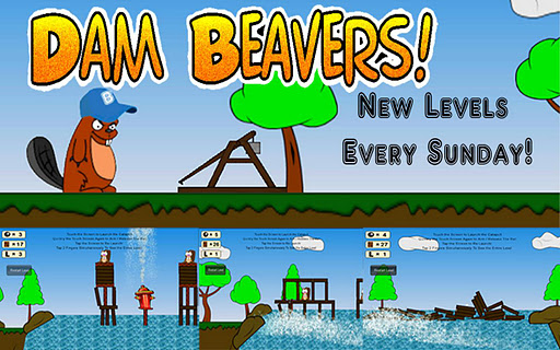 Dam Beavers Holiday Special