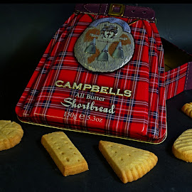Campbells Shortbread ... by Joseph Muller - Food & Drink Cooking & Baking ( cake, sweet, shortbread, pastry,  )