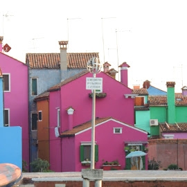 Beautiful Burano!  by Di Mc - Novices Only Street & Candid ( houses, village, homes, island )
