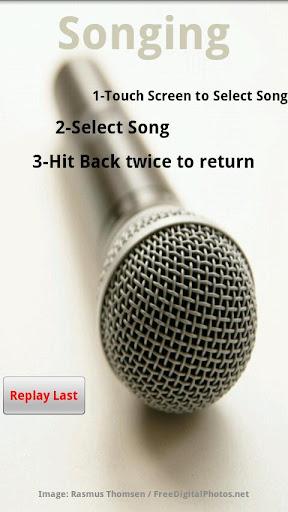 Songing