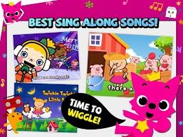 Screenshot of Best Kids Songs