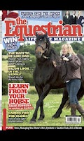 Screenshot of The Equestrian February 2012
