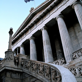 Regal. by Matthew Gibney - Buildings & Architecture Public & Historical ( building, ancient, greece, athns, historical )