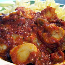 Chicken Cacciatore (Crock Pot)