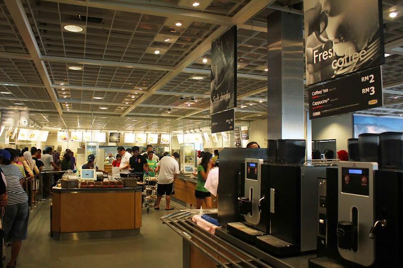 Food Court Ikea Damansara