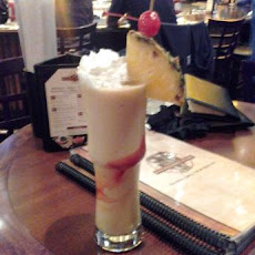 Jungle Colada from Elephant Bar