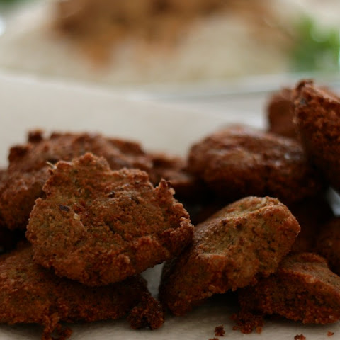 Masala Vada - Indian Hush Puppies