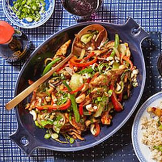 Healthy Cashew Chicken Recipes