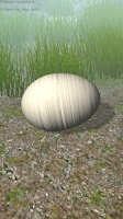 Screenshot of simulator eggs