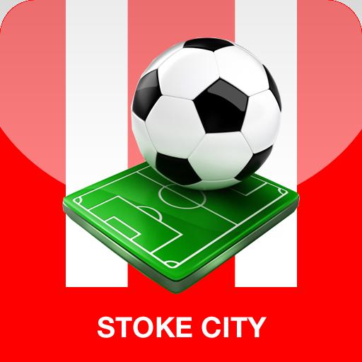 運動必備App|Stoke City Fan Mania LOGO-綠色工廠好玩App