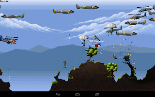 Screenshot of Air Attack (Ad)