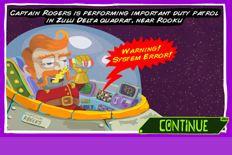 Captain Rogers: Rooku Incident - screenshot