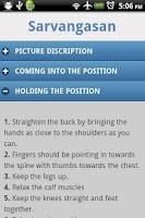 Screenshot of Abacus Yoga Guide