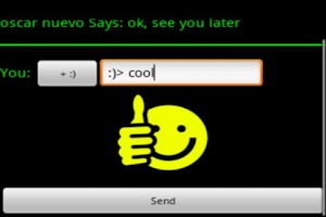 Screenshot of Emoticons Machine