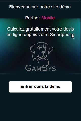 Partner Mobile - Démo