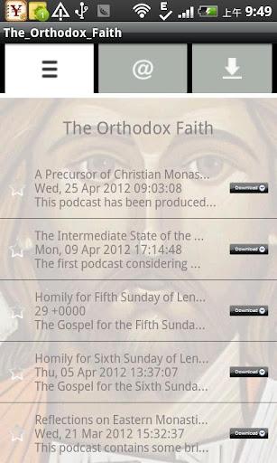 玩免費媒體與影片APP|下載The_Orthodox_Faith app不用錢|硬是要APP