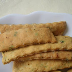 India-Style Crackers