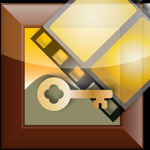 私密媒体库 (隱藏圖片 隐藏視頻) 工具 App LOGO-硬是要APP