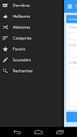 Screenshot of Blagues De Merde
