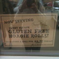 Gf hoagie rolls!