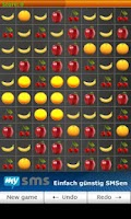 Screenshot of Delicious Fruits Blast