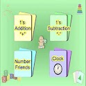 Kinder Math Flashcards icon