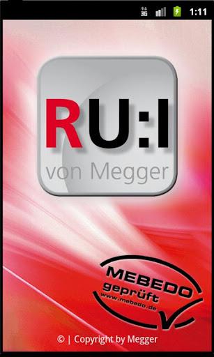 Megger RU:I