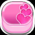 THEME - Jelly Hearts icon