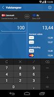 Screenshot of Nørresundby Banks Mobilbank