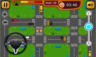 Screenshot of Parking Adventure
