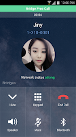 Screenshot of BridgeCall - Easy Free Calls