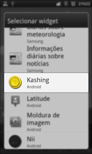 Kashing