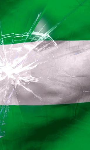 尼日利亞國旗現場壁紙