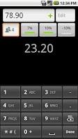 Screenshot of CountTip