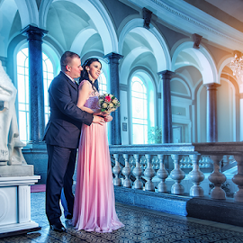 wedding by Dejan Nikolic Fotograf Krusevac - Wedding Bride & Groom ( vencanje, wedding, svadba, matrimony )